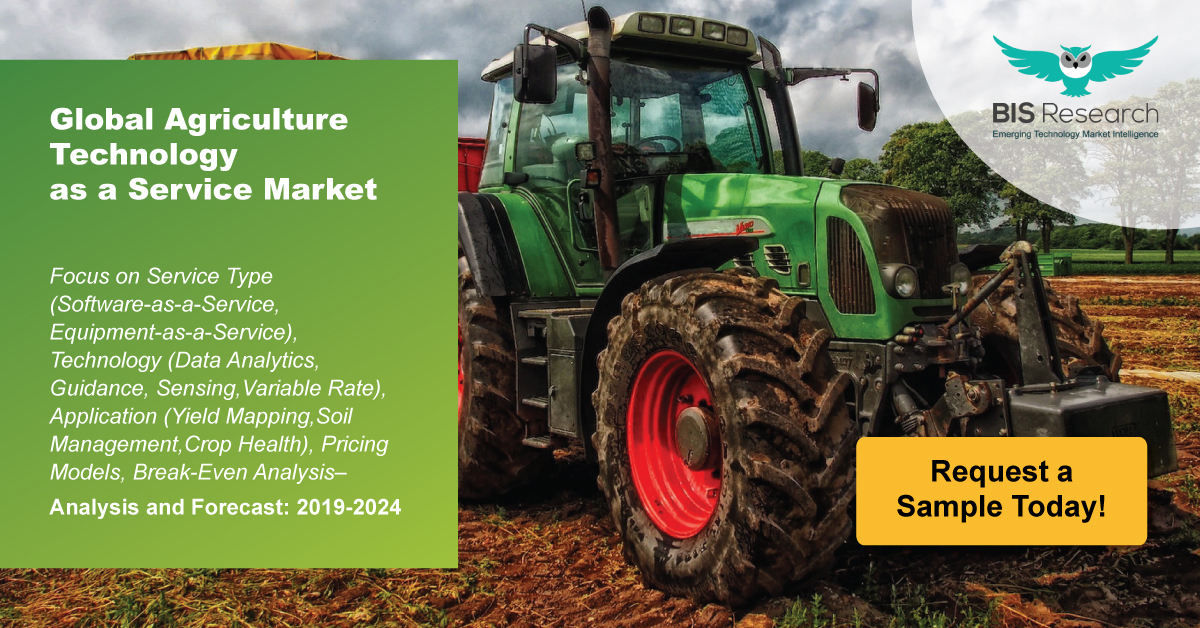 Agriculture Technology-as-a-Service Market