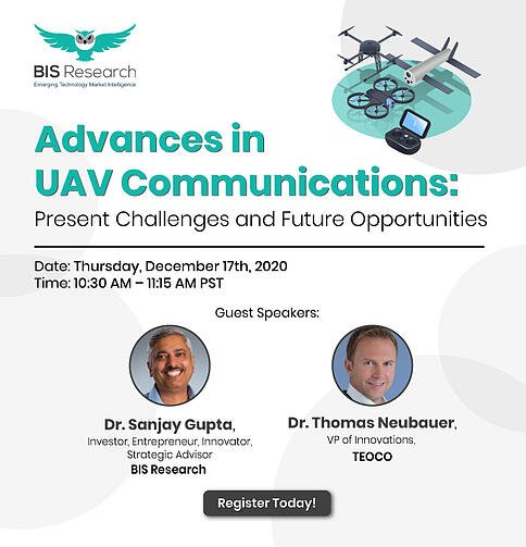 Advances in UAV
