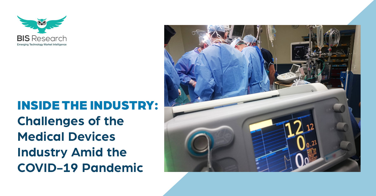 Challenges of the Medical Devices Industry Amid the COVID-19 Pandemic
