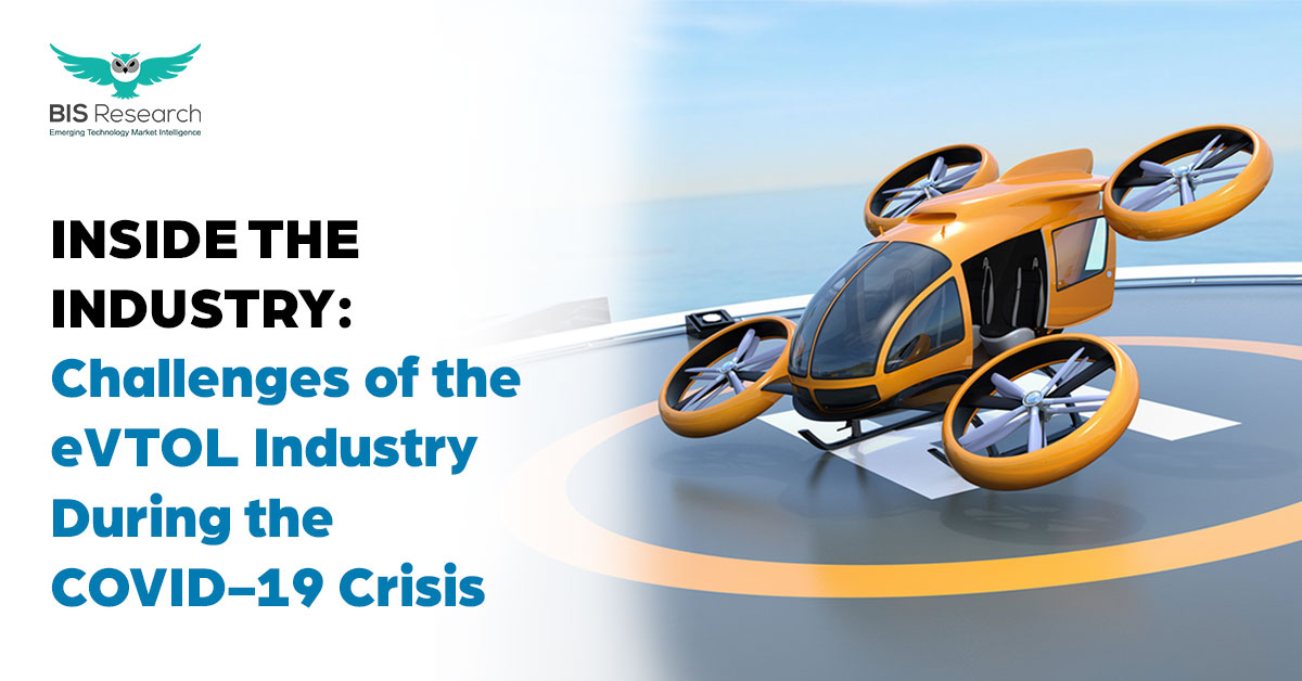 Challenges of the eVTOL Industry